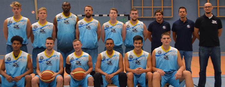 TSG Solingen Sharks 2015!